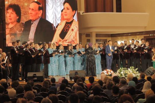 В Казани прошел гала-концерт, посвященный 15-летию Вагаповского фестиваля