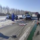 Четыре человека погибли в результате ДТП на трассе в Татарстане