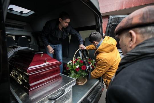 В Москве простились с известным татарским ученым и интеллектуалом Агдасом Бургановым