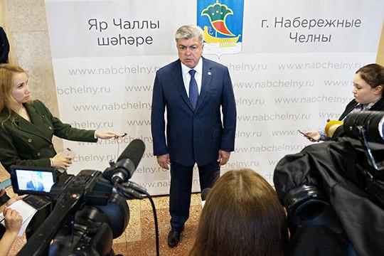 Наиль Магдеев: «Обычная дорога, встречного транспорта небыло, претензий кперевозчику нет»