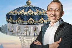 «Дорогие билеты непланируем!»: «Тюбетей Tower» построит пермский «властелин колес»