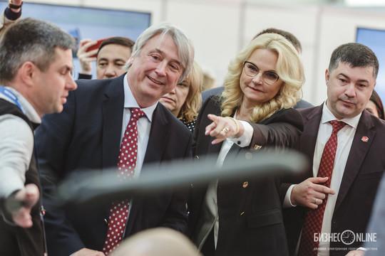 Татьяна Голикова оценила готовность Казани к WorldSkills