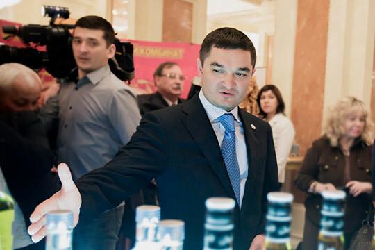 Плацдарм под Баку: Ирек Миннахметов прорубает окно вАзию