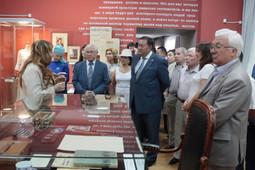 Музей Горького в Казани открылся после реконструкции