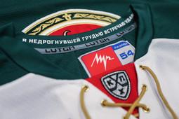 «Ак Барс» проведет все матчи «Зеленого дерби» в форме с цитатой из Тукая