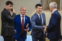 Депутаты Госсовета РТ собрались на первое после летних каникул пленарное заседание