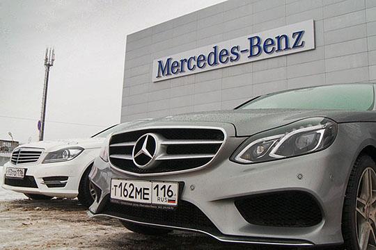 Неделя, которая потрясла «МБ-Ирбис»: как приставы «кошмарили» дилера Mercedes