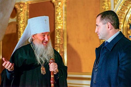 «Митрополит Феофан – это такой пожарный»: владыка уезжает в Минск под крыло Бабича?