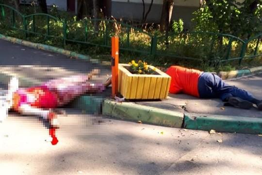 В Москве мужчина застрелил бывшую жену и покончил с собой