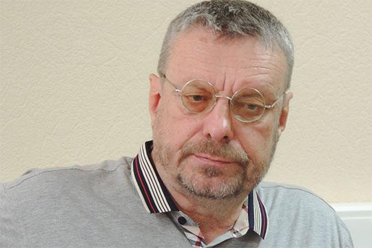 Андрей Девятов: «Яполагаю, что победит новый халифат»