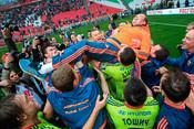ЦСКА стал чемпионом на «Казань Арене», а у «Рубина» будет новый тренер