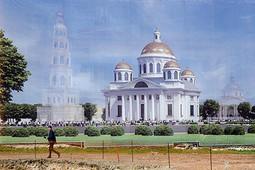 Сколько средств собрано на воссоздание собора Казанской иконы Божией Матери