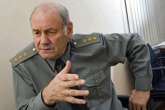 Леонид Ивашов: «Начиная сосени 1941 года Сталин поночам молился вхрамах»