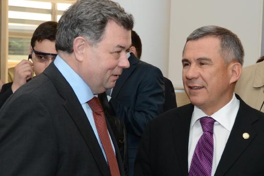 Минниханов перешел Рубикон, Мусин был у следователя, первый муфтий Татарстана взбунтовался