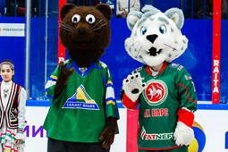 «Салават Юлаев» – «Ак Барс»: ветеранское «зеленое дерби»