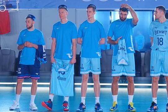 «Зенит-Казань» презентовал свой состав на сезон 2019/20