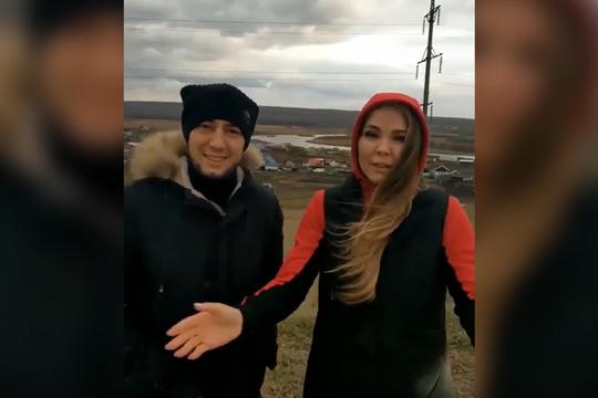 В соцсетях возмутились поведением звезд татарской эстрады, посмеявшихся над трупом сбитого животного