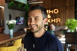 Александр Валк, «Вино и Кухня»: «Кафе я открывал для себя и своих друзей»