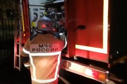 На пожаре в Казани спасены 23 человека
