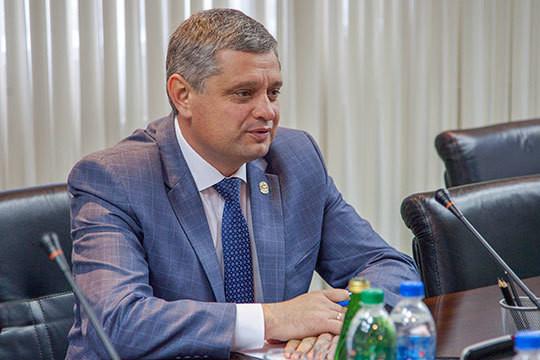 Александр Шадриков: «ТАНЕКО» стало примером для всех других промышленных предприятий»