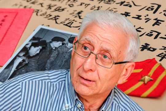 Светослав Вольфсон: «ВКитае батя получал зарплату больше, чем Мао Цзэдун»