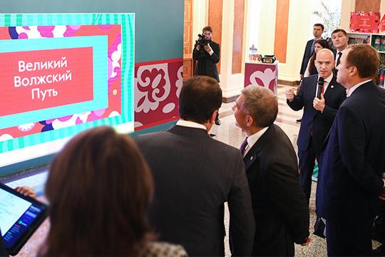 «Количество гостей Казани в2,5 раза превышает число местных жителей»