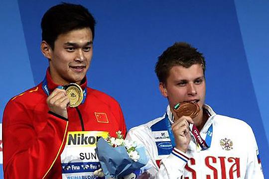 «Ругаться можно?»: пловец из Бугульмы завоевал «бронзу» чемпионата мира