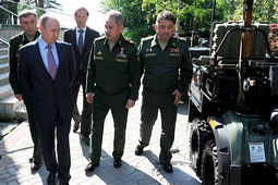 «Способен решать вопросы сминистерством»: наКАМАЗ десантировали генерала-танкиста