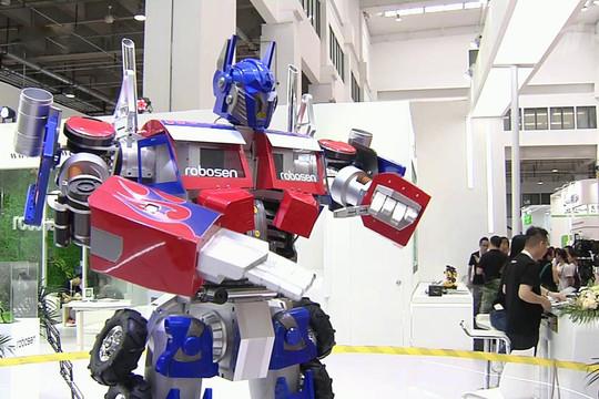 В Пекине показали последние достижения мировой робототехники