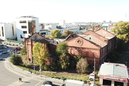 Фабрику XIX века в Казани выставили на торги всего за 1 рубль
