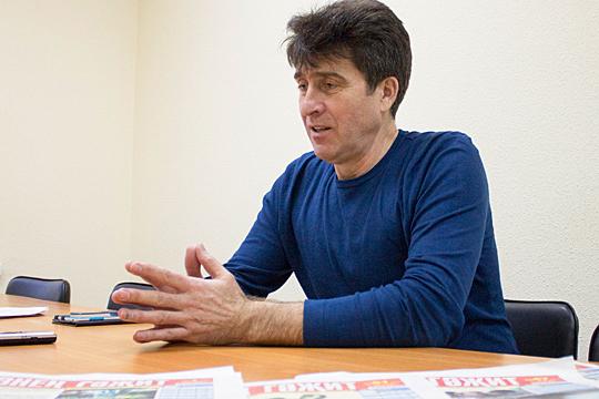 Ильфат Файзрахманов: «Газеты убивает работа почты и отсутствие толковых журналистов»