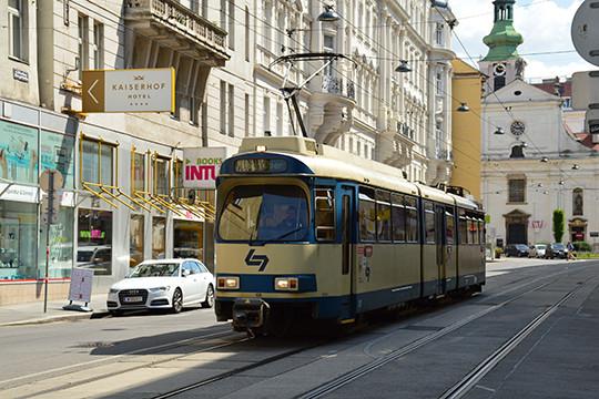 «Трамваи толерантные и традиционные: общественный транспорт по-австрийски»