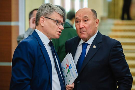 Депутаты Госсовета РТ проголосовали за кадровые перестановки в правительстве