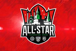 «Весь набор клише»: КХЛ представила лого Недели звезд хоккея в Татарстане