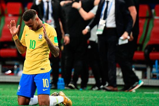 Казань отправила Бразилию домой: лучшие футболисты мира здесь проигрывают