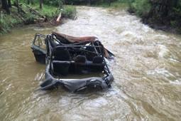 МВД Тывы опубликовало видео с места трагедии на реке Шуй, где погибли 9 человек