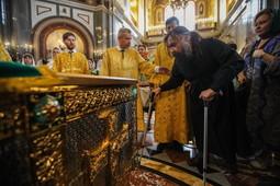 Мощи святых покровителей брака Петра и Февронии привезли в Москву