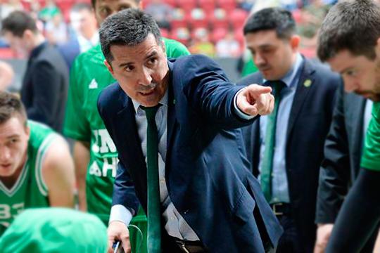 Димитрис Прифтис: «Тренер – 80 процентов успеха при подготовке, а в самой игре лишь 20»