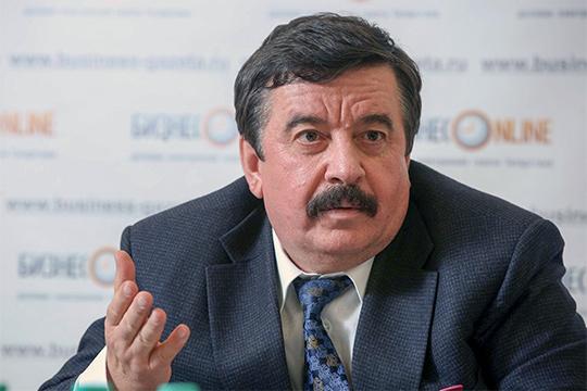 Сергей Шахрай: «Монархия при парламенте... Мы решили эту задачу как Сперанский»