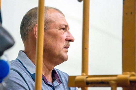 «Я не виновен, я глава района, делал все законно!»: Хазеев отказался от признаний