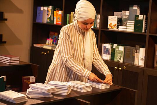 Как открывали музей татарской книги