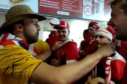 Закулисье матча Дания – Австралия (1:1)