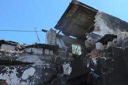 Взрыв газа в Заинске: жители дома благодарят за спасение питомцев