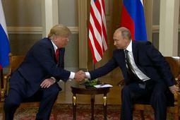 Трамп признался Путину, что следил за играми ЧМ-2018