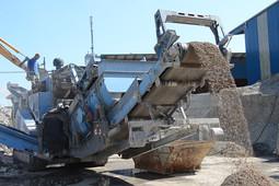 Как перерабатывают строительный мусор в Швейцарии