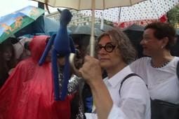 В Москве прошел «Марш матерей» в поддержку фигурантов «Нового величия»