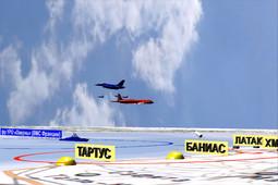 Минобороны РФ реконструировало гибель Ил-20 в Сирии