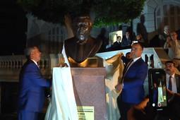 Минниханов на открытии бюста Евгения Примакова: «Таким должен быть настоящий государственник»