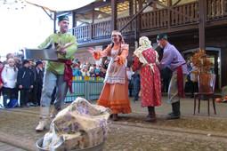 В Старо-Татарской слободе прошел праздник «Гусиное перо»
