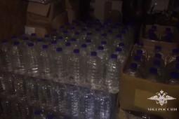 В Татарстане изъяли 17 тонн фальсифицированного алкоголя